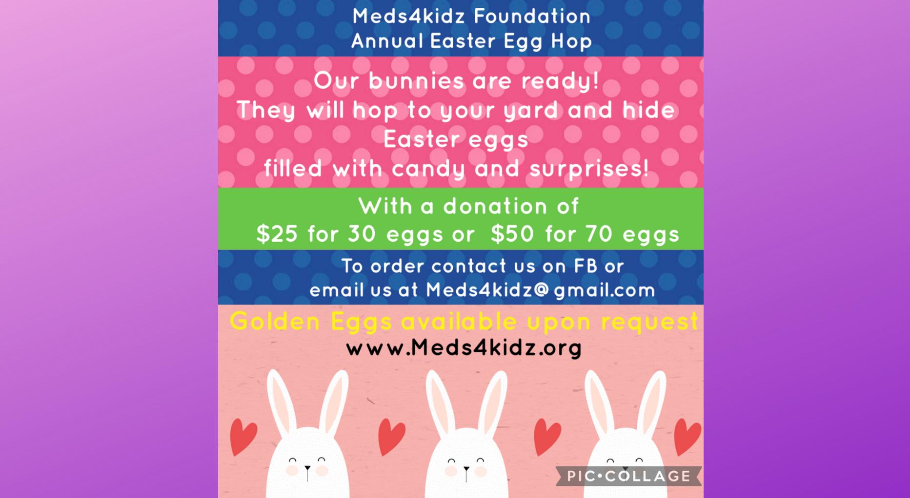 Easter Egg Hop - Register Here
